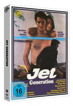 EDV 13 - Jet Generation / Cover B