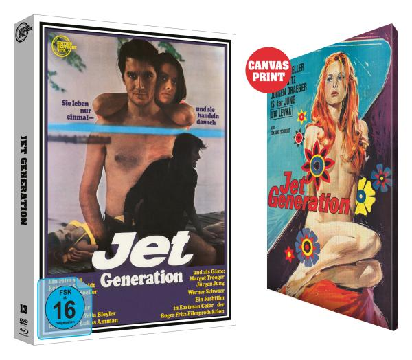 Jet Generation / Cover B - Limited Edition